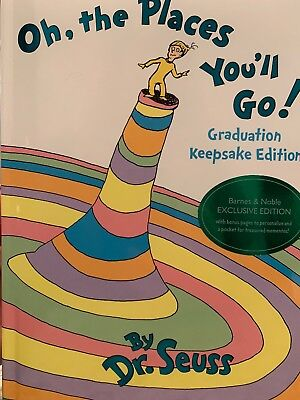 Oh, the Places Youll Go! Graduation Keepsake Edition by Dr. Seuss - The Places Youll Go