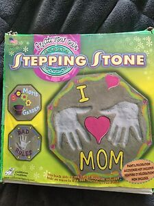 Create your own stepping stone