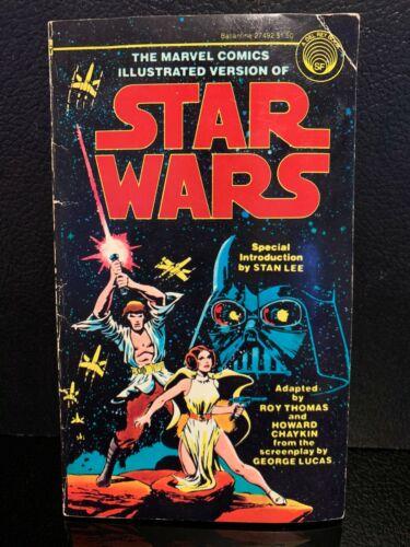 Star Wars: Marvel Comics Illustrated Version: First Edition