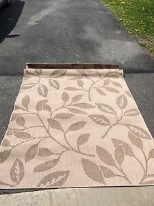 Outdoor carpets