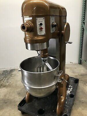 Used Hobart Mixer 60 Qt 3 Phase Bowl And Hook
