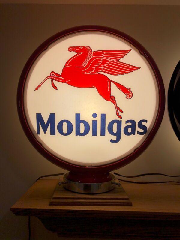 MOBIL GAS GLOBE
