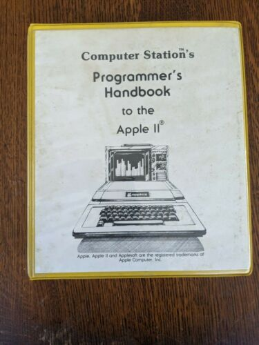 Vintage 1981 Computer Station