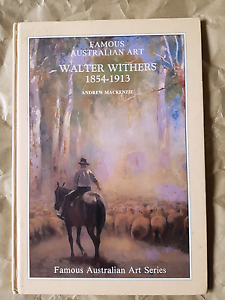 Famous Australian Art walter withers Macquarie Fields Campbelltown Area Preview