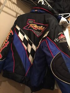 Old school Choko Racing Jacket (Size Small)