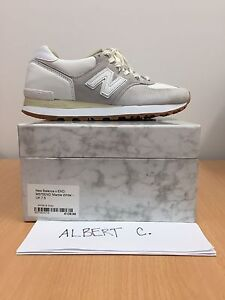 END x New Balance M575 Marble White Liverpool Liverpool Area Preview