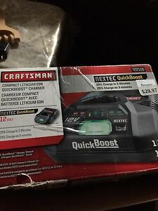 Saw/drill charger  London Ontario image 2