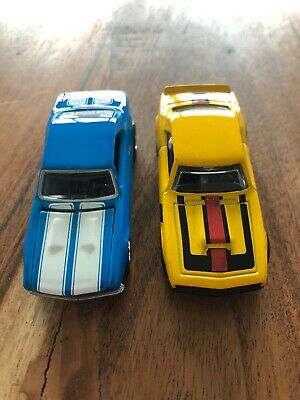 Hot Wheels Motor City Classics '67 Camaro Real Riders and '68 COPO Camaro Loose
