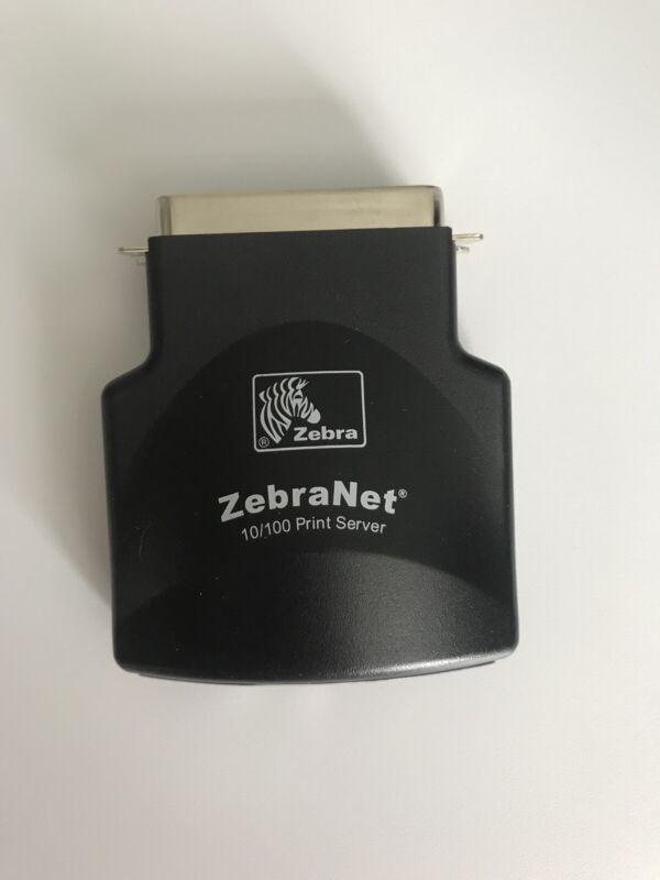 Zebra 10/100 Print Server ZebraNet P1032710-001 V2