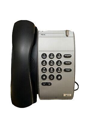 Nec Dtr-1-1 Bk Tel Single Line Phone 780020 Office Mfd Fall 2010