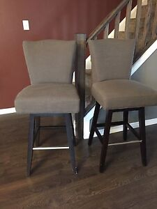 Bar stools - never used