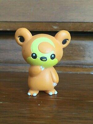 "Teddiursa TOKARA TOMY Pokemon Monster 1-3/4"" Figure Toys"