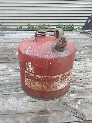 Vintage International Harvester Ih Farmall Cub Cadet 5 Gallon Gas Can