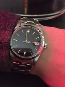 - - Vintage OysterDate Rolex Watch with extra  Dial XMAS GIFT -