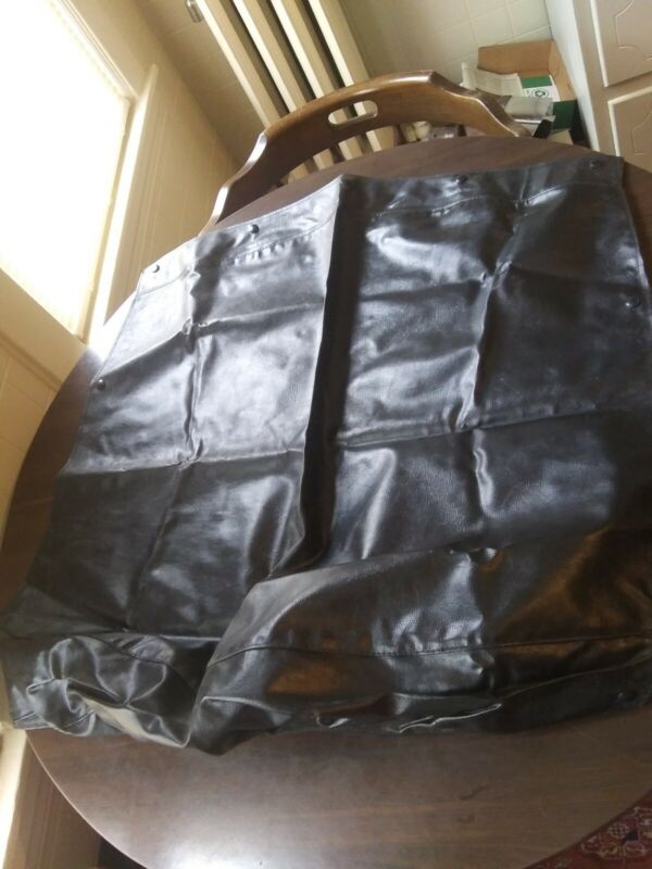 Vintage Antique motorcycle side car sidecar cover rare indian Harley  ?