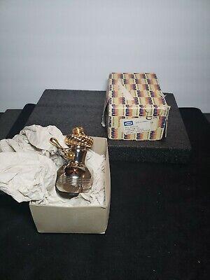 Vintage JADO Shower Head Gold Chrome 860/925/049 Made in Germany