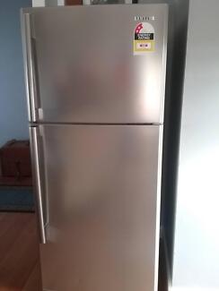 Large samsung fridge / freezer stainless