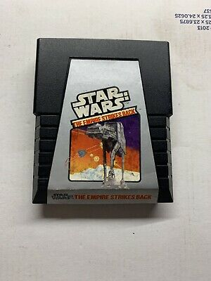 Star Wars: The Empire Strikes Back (Atari 2600, 1982) Cart Only, Tested