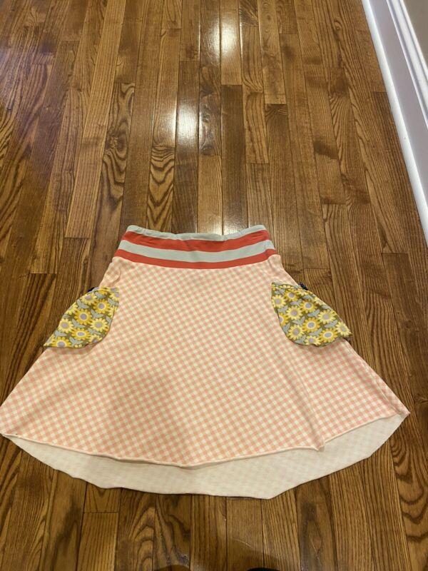 Matilda Jane Girls Size 12 Serendipity Michelle Pepper Anne Skirt