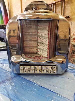 seaburg jukebox Wall-O-Matic 100