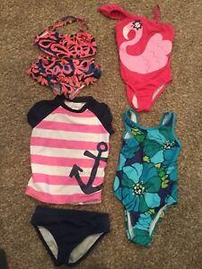 Gymboree Bathing Suits - Excellent condition- Size 6