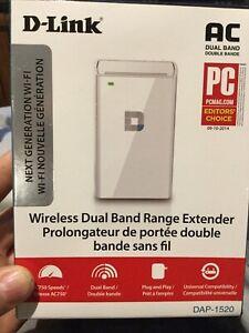 D-Link Wifi Extender (A/C)