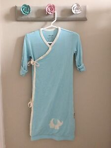 Silkberry Baby Bamboo Nightgown (0-6M)