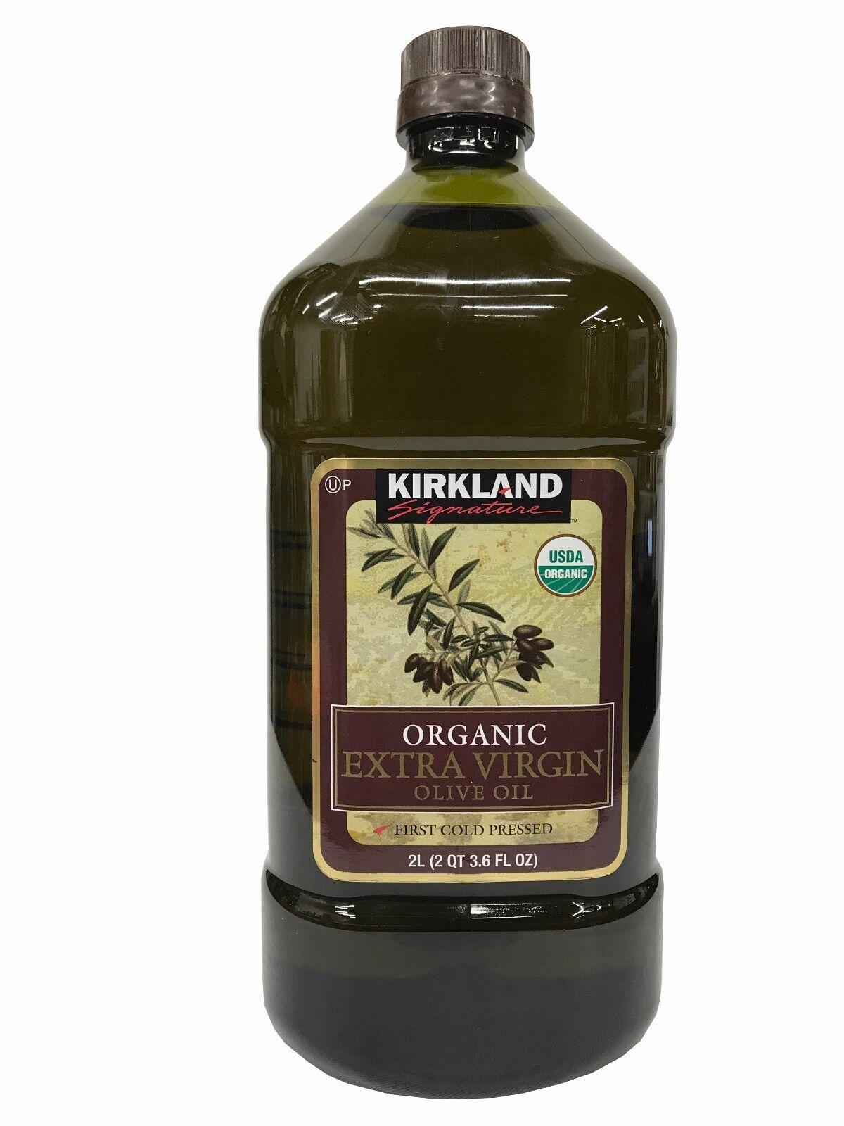 Kirkland Signature Organic Extra Virgin Olive Oil 2L  from I