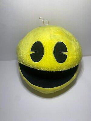 "7"" Pac-Man Plush Toy factory - No Hang Tag"
