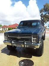 1988 4x4 Chevrolet C20 Wagon Baldivis Rockingham Area Preview