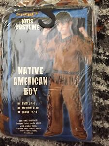 Kids Native Halloween Costumes