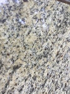 Two pieces of Granite Countertop