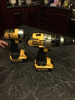 New Dewalt 18 volt drill set Brunswick East Moreland Area Preview