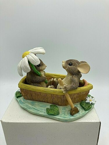 CHARMING TAILS Rowboat Romance 83/801