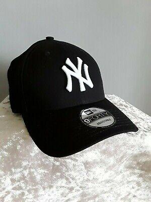 NEW ERA - 9FORTY Black Unisex Baseball Cap. NEW YORK YANKEES. Brand New