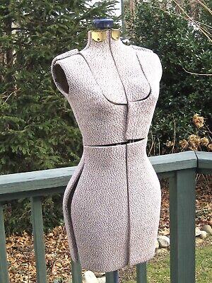Antique - Vintage Adjustable Dress Makers Form Mannequin - Pick Up Only