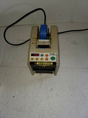 Zcut 7 ASG Automatic Electronic Cut and Tape Dispenser