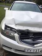 2004 Honda Accord Euro ... Front end damage ... CLEAR TITLE Sydney City Inner Sydney Preview