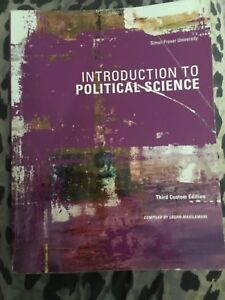 Introduction to Political Science 3rd Custom Edition