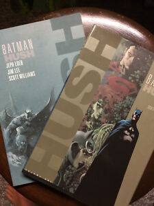 Batman: Hush Graphic Novel