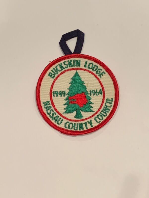 OA Lodge 412 Buckskin 412R2 Mint Patch
