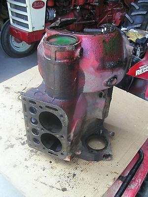 John Deere Luc L Li Tractor Jd Engine Motor Block