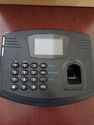 Swipeclock Z33 Time Clock Biometric