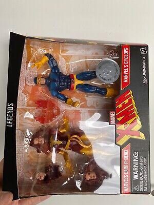 Hasbro Marvel Legends TRU Exclusive X-Men 2-Pack: Dark Phoenix &  Cyclops.  MIB.