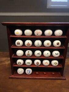 Golf Ball Stand with balls