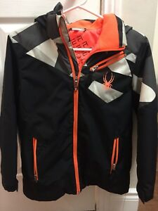 Boy's Spyder Winter Ski Jacket