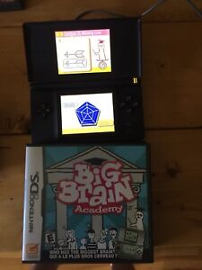 Nintendo ds, great shape with game