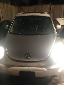 2000 VW Beetle GLS $1500 obo as is