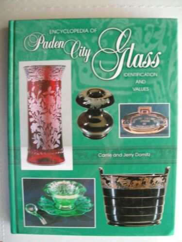 Paden City Glass $$$ id Price Guide Collector