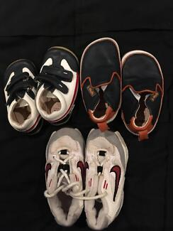 Baby shoes $20 the lot